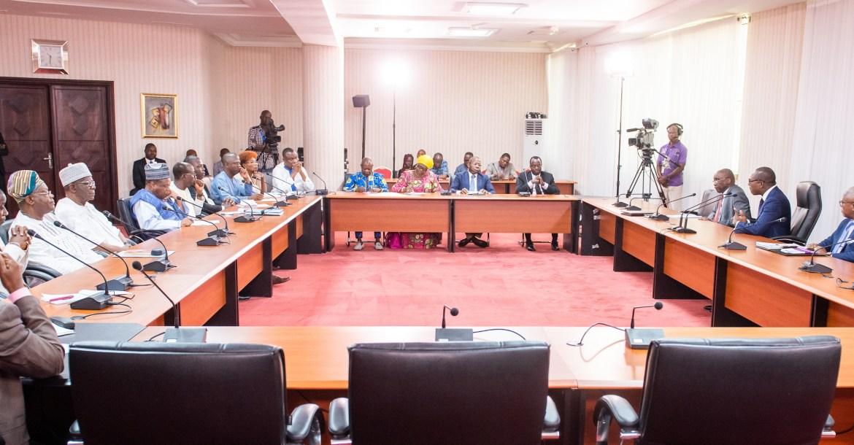 Législatives 2019 : Talon favorable à une session extraordinaire de l'Assemblée nationale pour statuer sur le cas des partis de l'opposition recalés
