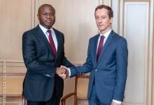 Luc EYRAUD [FMI] : « La croissance que nous prévoyons pour 2019 au Bénin est de 6,7%. C'est une croissance élevée »