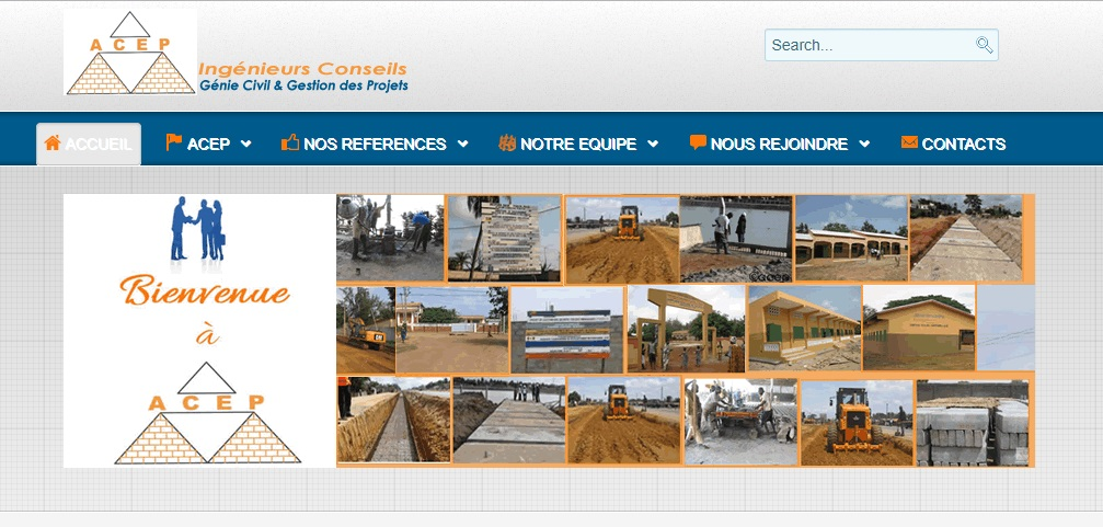Le Bureau d'études ACEP choisi comme maître d'œuvre du projet d'aménagement de la corniche-Est de Cotonou