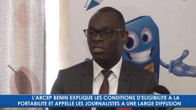 Photo of Bénin: Hervé Coovi GUEDEGBEexplique les avantages de la portabilité des numéros mobiles [Vidéo]