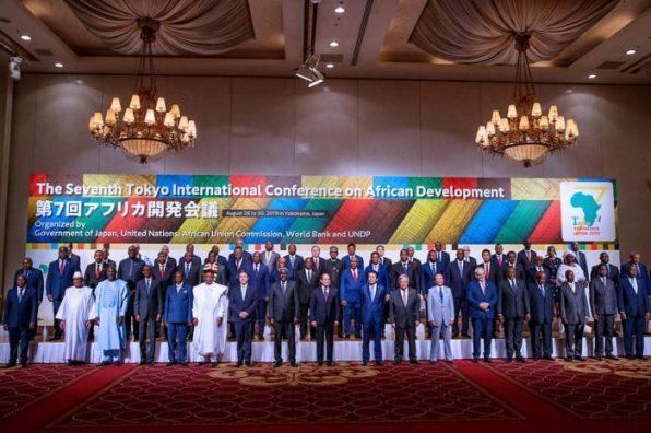 Japon – 7 ème TICAD à Yokohama: Talon prend langue avec plusieurs chefs d'Etat