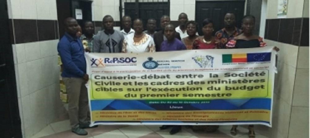 consortium Social Watch Bénin