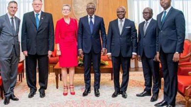 Photo of Six nouveaux ambassadeurs ont présenté leurs lettres de créance au chef de l'État