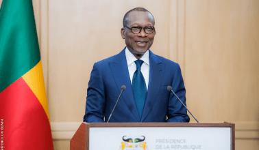 Photo of Message de Monsieur Patrice TALON, Président de la République, Chef de l'État, Chef du Gouvernement sur l'état de la nation