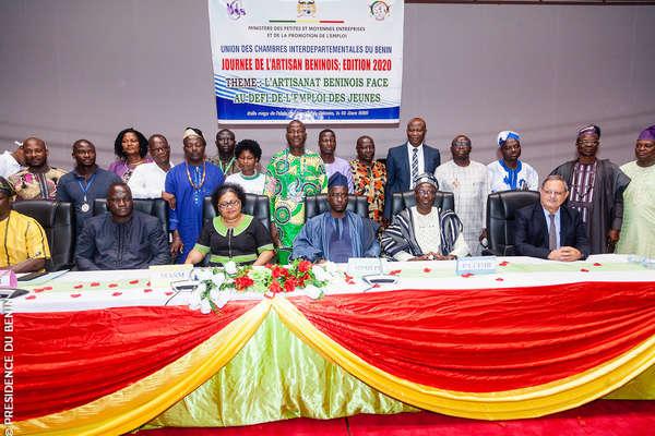 celebration-de-l'edition-2020-de-la-jab-:-les-ministres-kerekou-et-tognifode-mewanou-ont-preside-l'evenement