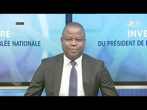 investiture-du-president-de-l'assemblee-nationale