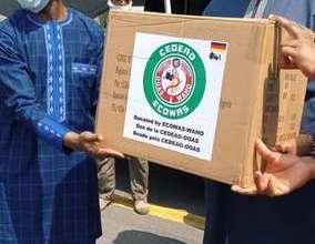 Photo of CORONAVIRUS : La CEDEAO fait don de plusieurs équipements au Bénin