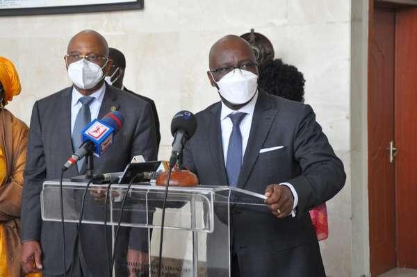 election-presidentielle-transparente,-credible-et-inclusive-:-agbenonci-explique-les-instructions-du-president-talon-au-president-de-la-commission-de-la-cedeao