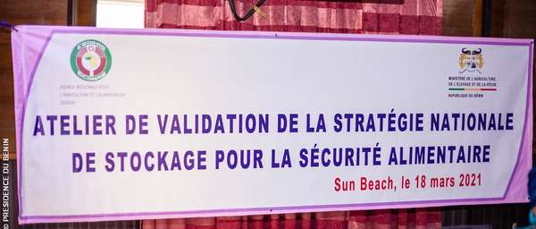 securite-alimentaire-:-le-document-de-strategie-nationale-de-stockage-au-coeur-d'un-atelier-de-validation