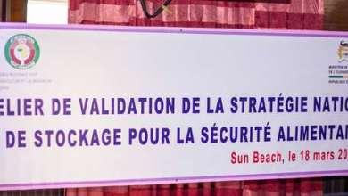 Photo of Sécurité alimentaire : Le document de stratégie nationale de stockage au cœur d'un atelier de validation