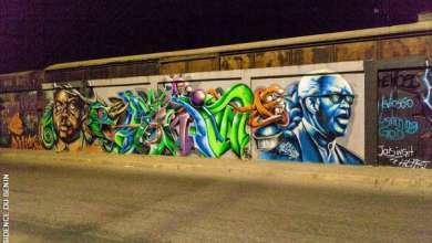 Photo of Le «mur du patrimoine», nouvelle attraction culturelle et touristique au coeur de Cotonou.