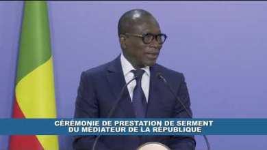 Photo of CEREMONIE DE PRESTATION DE SERMENT DU MEDIATEUR DE LA REPUBLIQUE