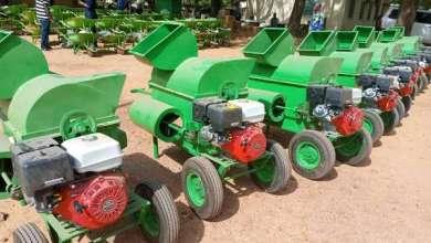 Photo of ATDA Vallée du Niger : Du matériel offert aux producteurs de riz, le bâtiment de l'Agence inauguré