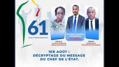 Photo of 1er Août: décryptage du message du Chef de l'Etat