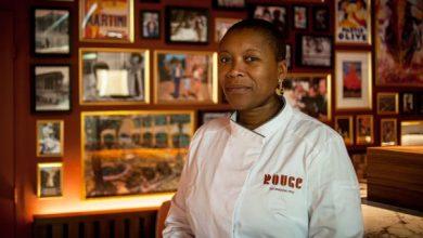 Photo of La cheffe Georgiana Viou met Cotonou au goût du jour