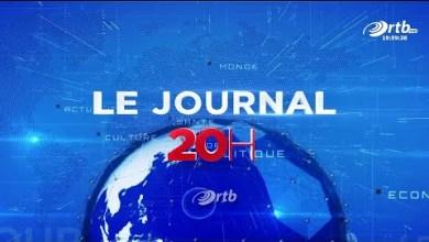Photo of Suivez sur l'ORTB le «JT 20h du 17 Octobre 2021 avec KOUDOUSSE ABDOULAYE»