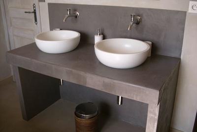 Idees Deco Vasques Sdb L