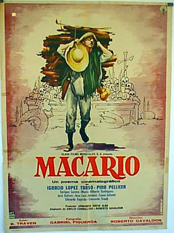 Image result for macario film poster