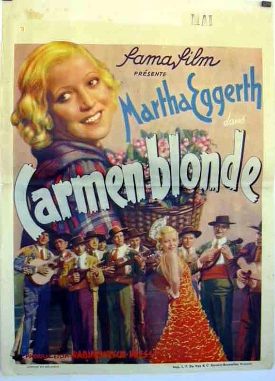 Afbeeldingsresultaat voor blonde carmen
