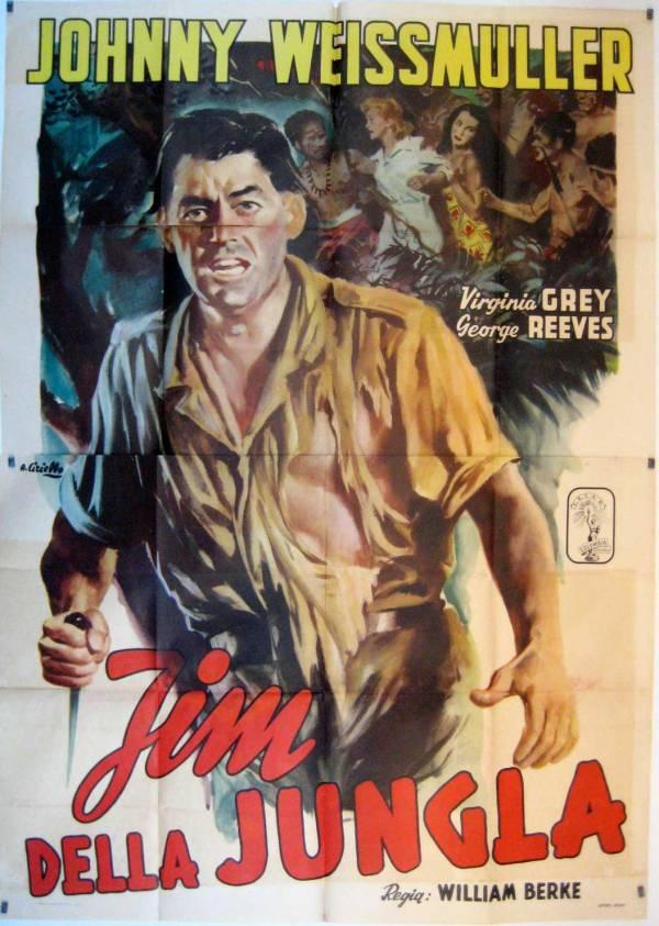 Jungle Jim 1948 Movie