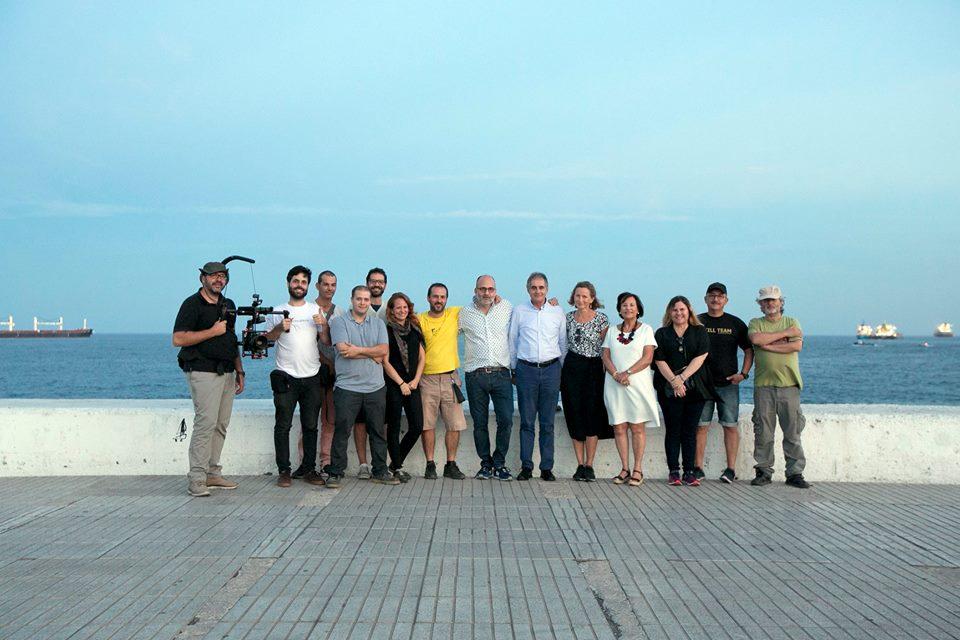 Equipo de rodaje del Teaser - Las Palmas