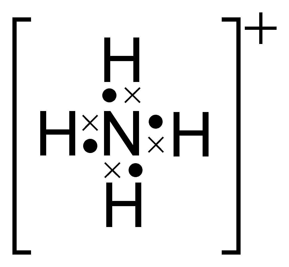 Pin Lewis Structure For Ammonia