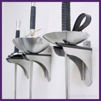 Museum Quality Fencing Sword Wall Mount - Benjamin Arms