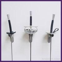 Benjamin Arms - Fencing Sword Wall Mount-3 - Benjamin Arms