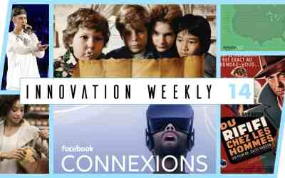 Innovation Weekly 14 – amazon, holacracy et futur