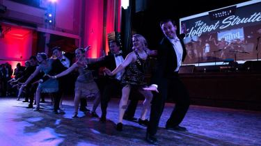 Hotfoot Strutters Winter Ball 2015 - Ending