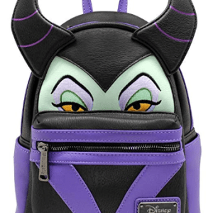 Loungefly_Maleficent_Faux_Leather_Mini_Backpack