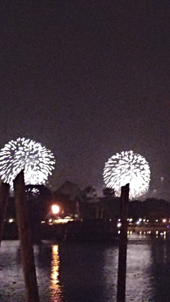 Epcot July 4th Fireworks Show