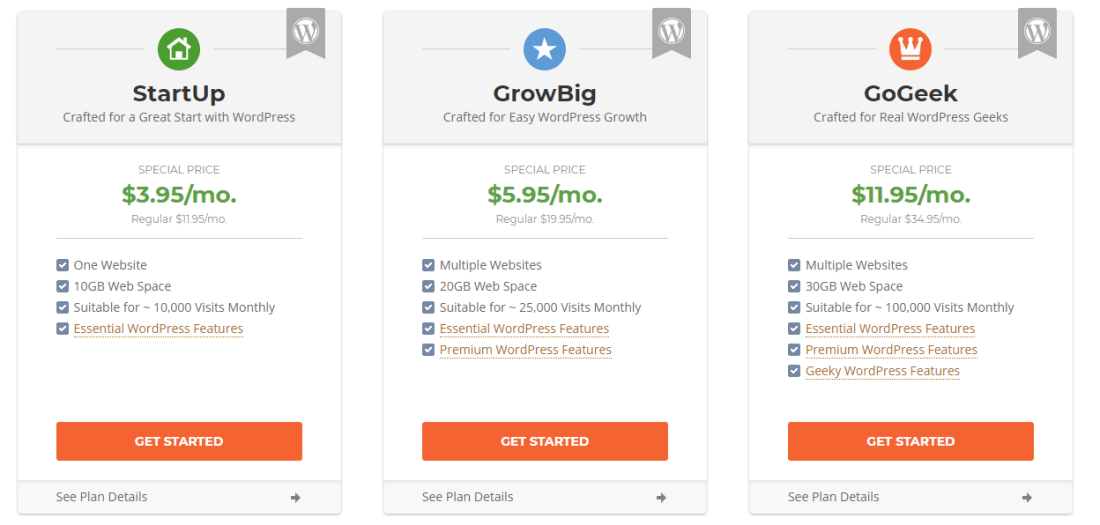 SiteGround Hosting Review Features