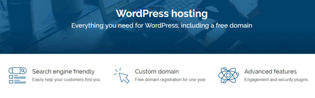 WordPress Hosting Plans from IPage