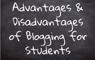 Blogging for Students