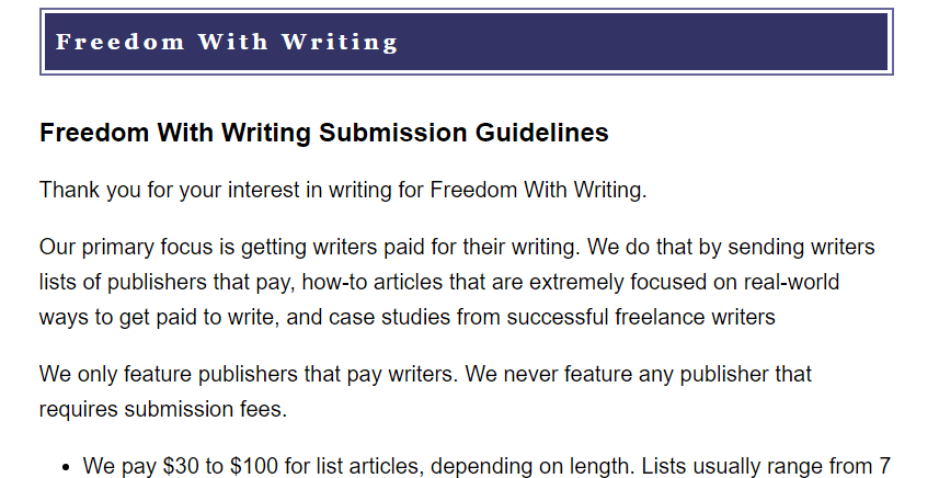 Freelance Writing Jobs from_Home Freedom With Writing
