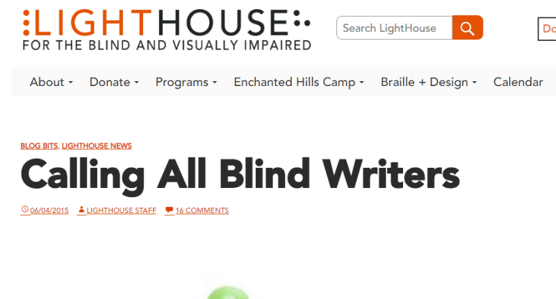 Write For Light House