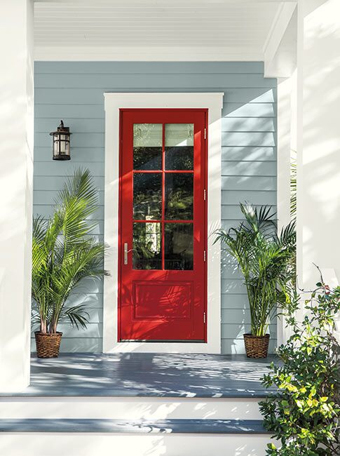 Front Door Color Ideas And Inspiration Benjamin Moore