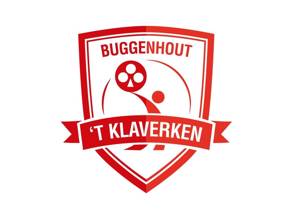 Logo Club de krachtbal t'Klaverken | Benjamin PIEGAY, graphiste à Lyon et dans les Monts du Lyonnais
