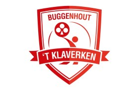 Logo Club de krachtbal t'Klaverken   Benjamin PIEGAY, graphiste à Lyon et dans les Monts du Lyonnais