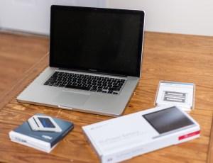 macbook pro and upgrades