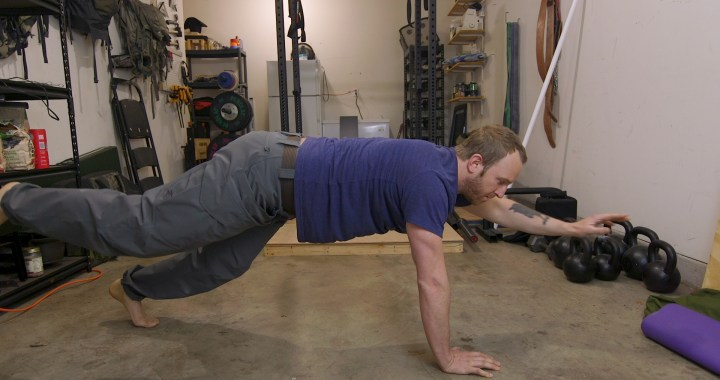exercises to build core muscles