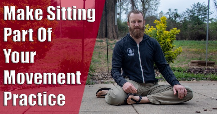 Ben Smith Practicing Sitting Positions