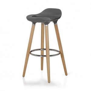 Tabouret De Bar Design Alinea - Boisholz