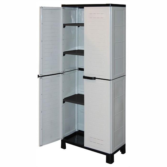 armoire de rangement exterieur plastique