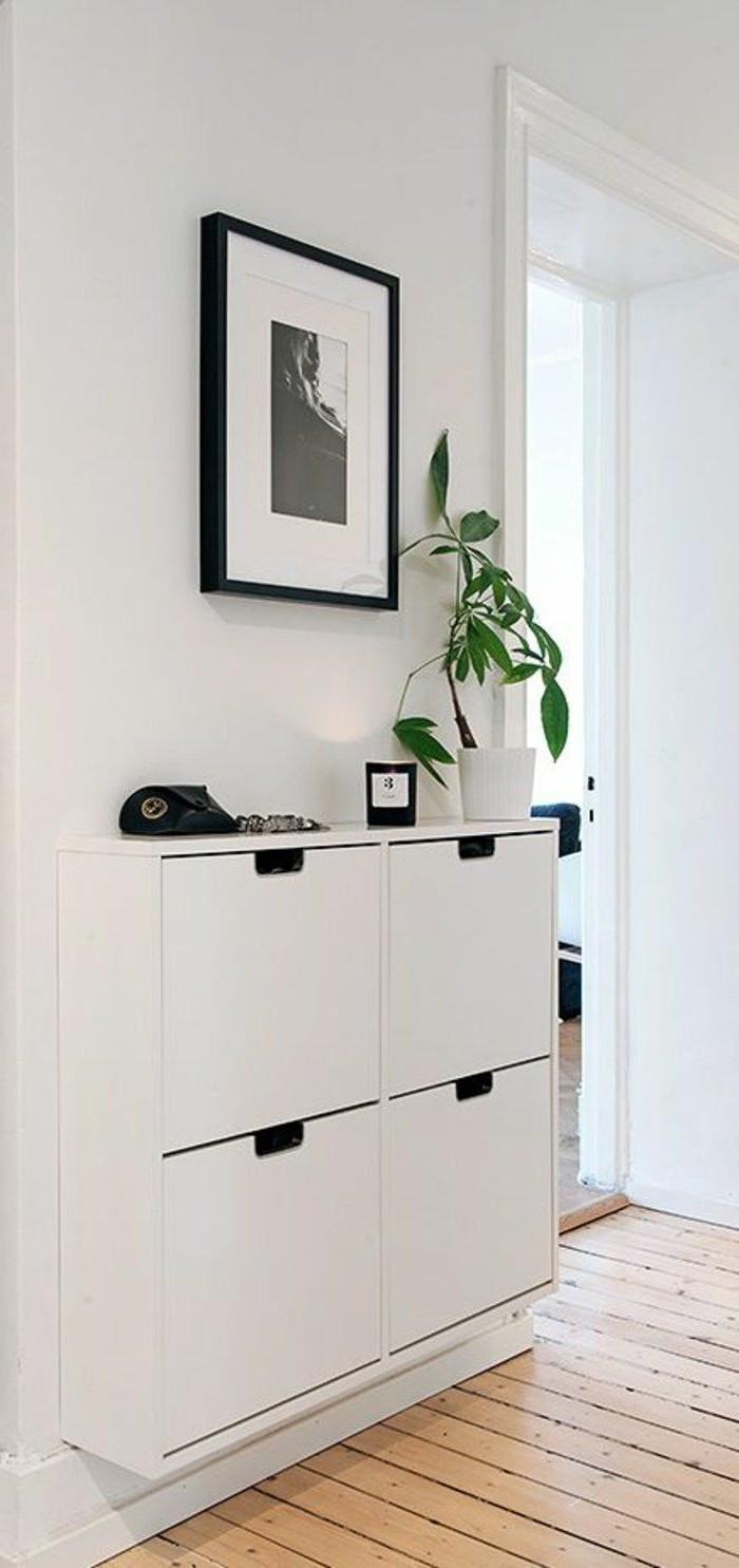 Ikea Meuble Chaussures Miroir Armoire Ides De