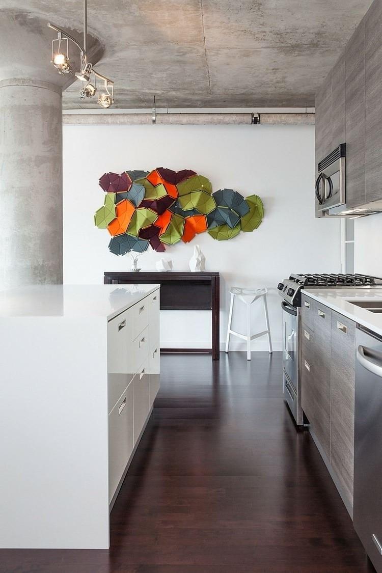 modele de cuisine moderne