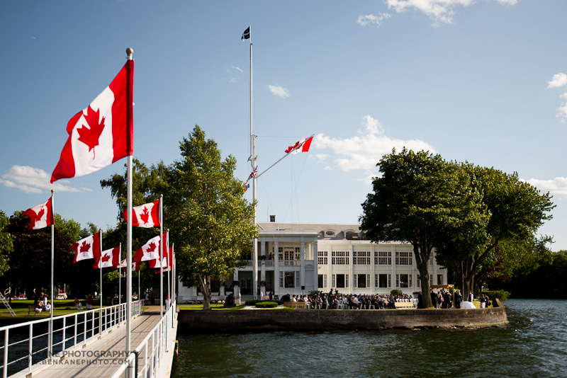 Jennifer Amp Aizick On Toronto Island And Royal Canadian Yacht Club RCYC Wedding