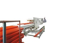 PVC Pipe Extrusion Machine, PVC Pipe Production Line ...