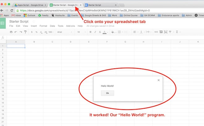 Google Sheets script tutorial: Beginner guide to coding with Google ...